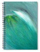 Flower Bud Spiral Notebook