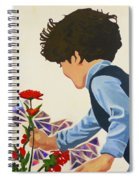 Flower Child Spiral Notebook