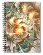 Flower Daze Spiral Notebook
