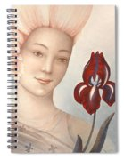 Flower Fairy Spiral Notebook