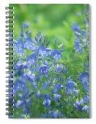 Flower Frenzy Spiral Notebook