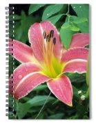 Flower Garden 01 Spiral Notebook