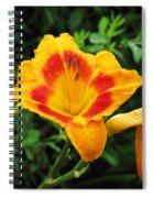 Flower Garden 05 Spiral Notebook