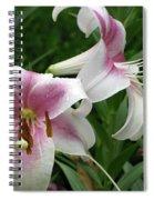 Flower Garden 20 Spiral Notebook