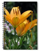 Flower Garden 22 Spiral Notebook