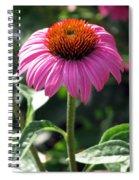 Flower Garden 48 Spiral Notebook