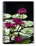 Flower Garden 59 Spiral Notebook