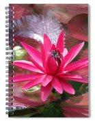 Flower Garden 66 Spiral Notebook