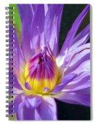 Flower Garden 70 Spiral Notebook