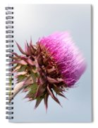 Flower Massage Spiral Notebook