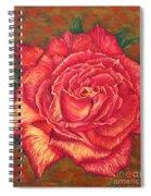 Flower Of Love Spiral Notebook