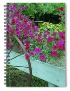 Flower Pot 2 Spiral Notebook