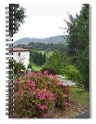 Flower Pot 3 Spiral Notebook