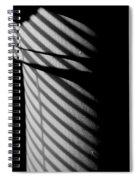 Flower Pot Spiral Notebook