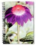 Flower Power 1357 Spiral Notebook