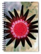 Flower Power 1429 Spiral Notebook