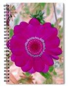Flower Power 1439 Spiral Notebook