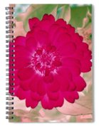 Flower Power 1441 Spiral Notebook
