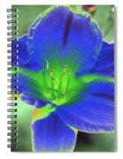 Flower Power 1443 Spiral Notebook