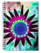 Flower Power 1448 Spiral Notebook