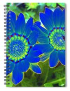 Flower Power 1451 Spiral Notebook