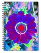 Flower Power 1458 Spiral Notebook