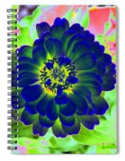 Flower Power 1460 Spiral Notebook