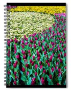 Flower Sea Spiral Notebook
