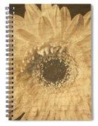 Flower Secrets Spiral Notebook