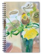 Flower Still Life          Spiral Notebook
