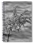 Flower Weed Spiral Notebook