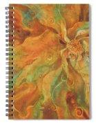 Flower Wild Spiral Notebook