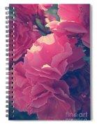 Flowering Blossoms Spiral Notebook