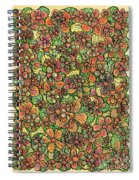 Flowers And Foliage  Spiral Notebook