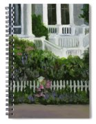 Flowers At Bay Head Spiral Notebook