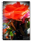 Flowers For A Loved One Spiral Notebook
