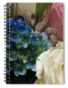 Flowers For Zoe Ellen Spiral Notebook