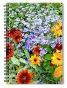 Flowers Galore 2 Spiral Notebook