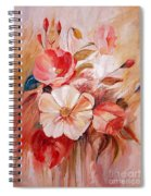 Flowers I Spiral Notebook