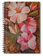 Flowers II Spiral Notebook