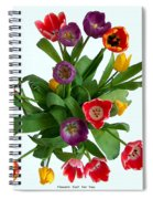Flowers  Just  For  You Spiral Notebook