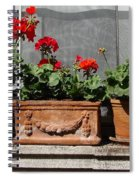 Flowers Of New York Spiral Notebook