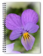 Flowers That Smile Spiral Notebook