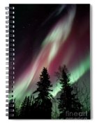 Flowing Colours Spiral Notebook