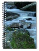 Flowing Spirit Spiral Notebook