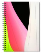 Flows Spiral Notebook