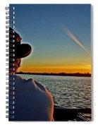 Going Fish'n Spiral Notebook