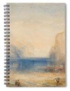 Fluelen - Morning  Spiral Notebook