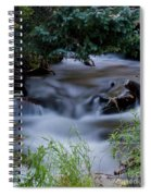 Fluid Beauty Spiral Notebook