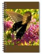 Fluid Beauty Spiral Notebook